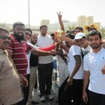 அபுதாபியில் நடைபெற்ற ரமலான் கோப்பை கிரிக்கெட் போட்டி