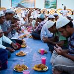 தில்லி திஹார் சிறையில் நடைபெற்ற இஃப்தார் நிகழ்ச்சி