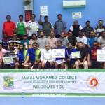 சிங்கப்பூரில் நடைபெற்ற இறகுப்பந்து விளையாட்டுப் போட்டி