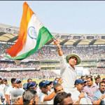 கிரிக்கெட் போட்டிகளில் இருந்து கண்ணீருடன் விடை பெற்றார்: தெண்டுல்கருக்கு பாரத ரத்னா விருது; மத்திய அரசு அறிவிப்பு