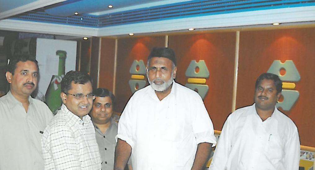 Abdul Kader Dubai visit