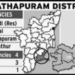முதுகுளத்தூர் தொகுதியில் 2.83,504 வாக்காளர்கள்