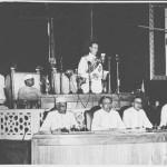 காயிதே மில்லத் முஹம்மது இஸ்மாயீல் ஸாஹிப் அவர்களின் பதில் சொல்லும் பாங்கு