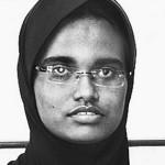 முஸ்லிம் பெண் பட்டதாரிக்கு டி.எஸ்.பி. பதவி