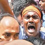 இந்து அமைப்பினர் வன்முறை: 29 பேர் கைது