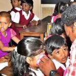 பள்ளிகள் திறப்பு: மாணவர்கள் உற்சாகம்