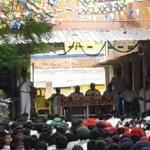 பள்ளிவாசல் மேல்நிலைப்பள்ளியில் சுதந்திர தின விழா