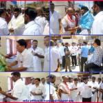 ராமேசுவரத்தில் சட்டமன்ற உறுப்பினர் பொதுமக்கள் நேரில் சந்திப்பு ! !