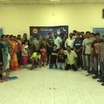 துபாயில் ரசமாயி எனும் தெலுங்கு அமைப்பு தொழிலாளர்களுக்கு வழங்கிய இப்தார் நிகழ்ச்சி