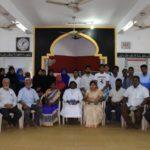 கோவை : இலங்கை சிங்கள கிருத்துவ மாணவர்கள் கலந்துரையாடல்